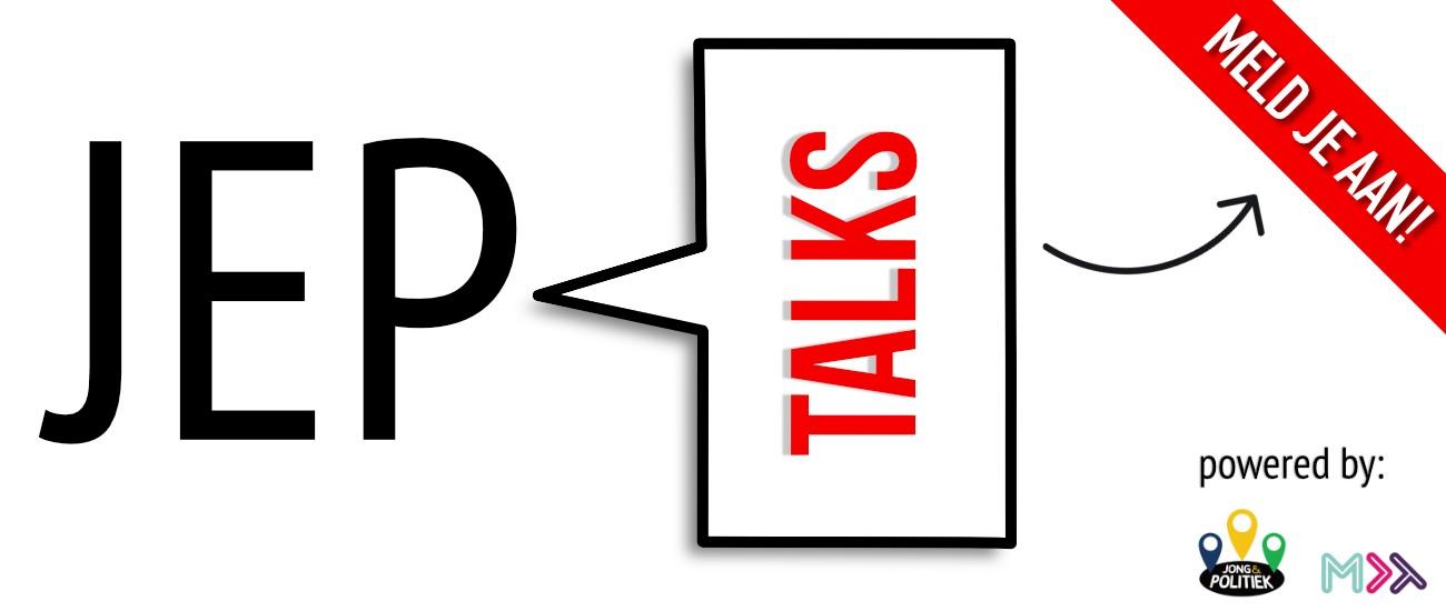 JePTalks banner