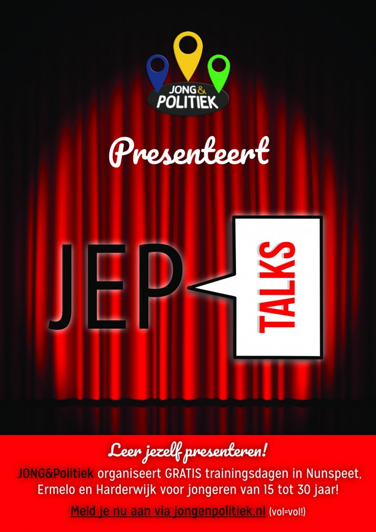 flyer jeptalks